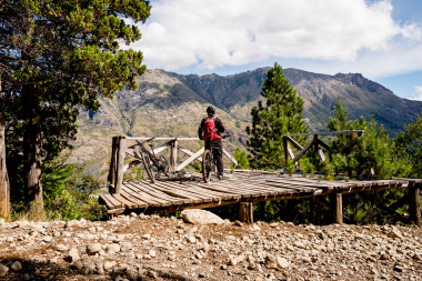 Mountain Biking: Explore the Andes